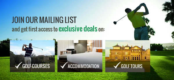 Book Stay and Play Packages, Buy Discount Golf Vouchers with